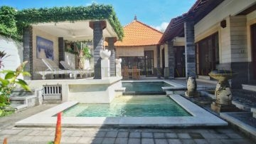Balinesse Style 3 bedroom villa – Subletting Allowed