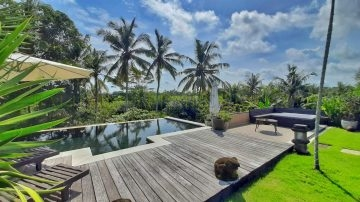 Wonderful 5 bedroom villa in Tabanan