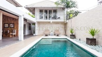 2 Bedroom villa for monthly rental in Petitenget