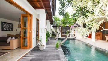 3 bedroom villa for monthly rental in Umalas