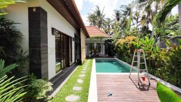 3 Bedroom villa for yearly rental in Berawa