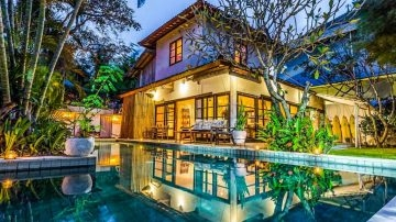 3 bedroom villa for monthly rental in Seminyak