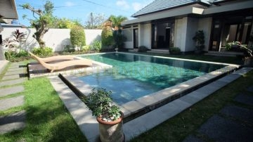 Modern and Relaxing 3 Bedrooms Villa in Sanur