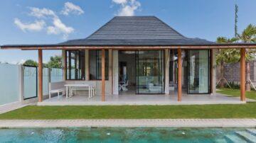 Monthly rental – 2 bedroom villa walking distance to Echo Beach