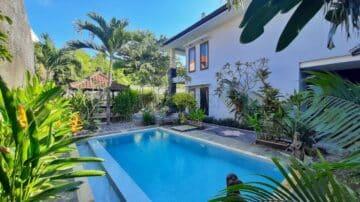 HOT DEAL – SUBLETTING ALLOWED Modern Villa in Sanur