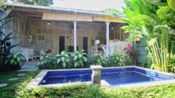 2 bedroom balinese villa in Kerobokan