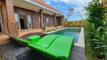 Brand new 3 bedroom villa in Canggu
