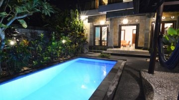 YEARLY RENTAL – 2 BEDS- KEROBOKAN