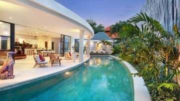 Price Reduction – Prime Location – 4 bedroom villa – Seminyak – Monthly/Yearly