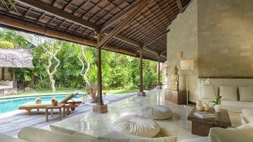 Luxury 1 bedroom villa in Seminyak – Monthly rental