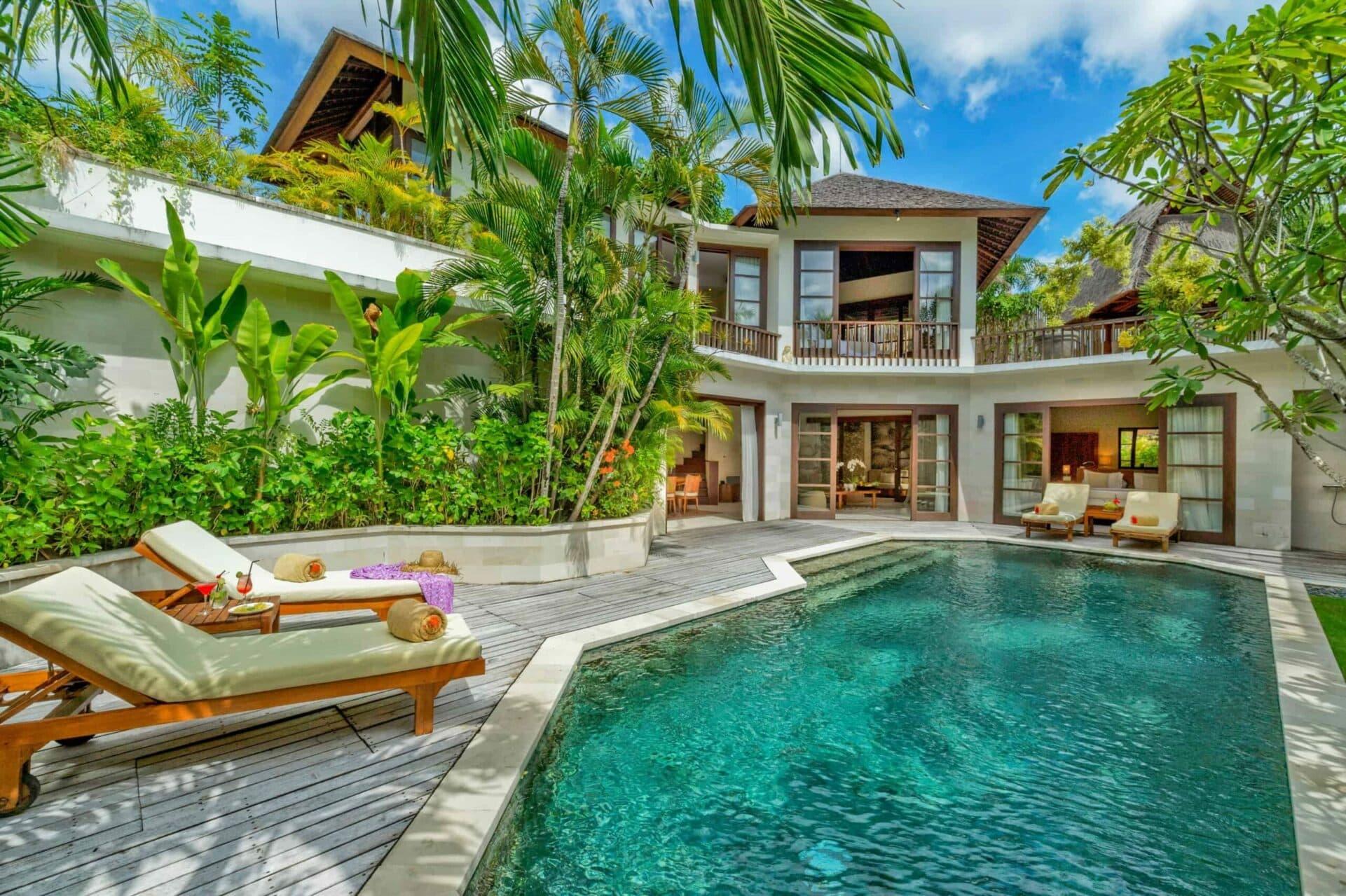 Beautiful 2 bedroom villa in Seminyak – Monthly rental