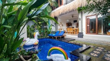 3 beds for yearly rent in Legian – Kuta
