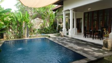 Beachside – 3 bedroom famlily villa in Sanur