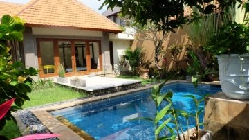 Comfy 3 bedroom villa in Sanur