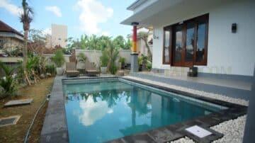 Brand new 2 bedroom villa in Pererenan