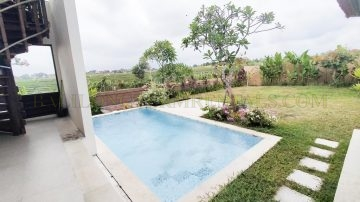 3 Bedroom Villa for yearly rental in Canggu with Green Zone View