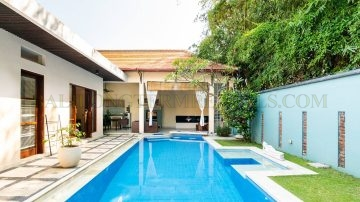 2 bedroom villa in Pererenan for monthly rental (Available Dec 21st onwards)