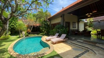 2 bedroom villa in Batubelig
