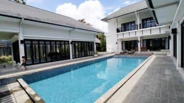 3+1 Bedroom Villa on 12 ARE in top choice Umalas neighborhood