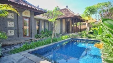 3 bedroom Balinese villa Close to BIS School