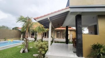 Brand New, 3 Bedroom Villa for Yearly Rental in North Canggu with Richfield View.