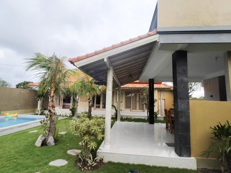Brand New 3 Bedroom Villa For Yearly Rental In North Canggu With Richfield View