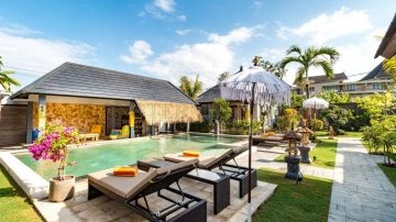 Luxury 4 bedroom villa in Sanur