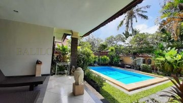 2 Bedroom Villa For Yearly Rental in Sanur