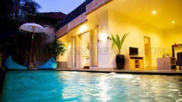 Minimalist 2 Bedroom Villa – Umalas