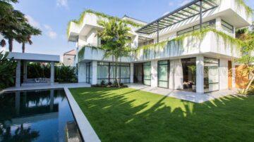 Luxury Modern-Industrial Style 5 Bedroom Property