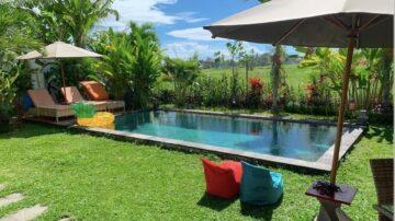Family home Ubud –  Nyuh Kuning.
