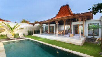 2 Bedrooms villa in a quiet area of Berawa
