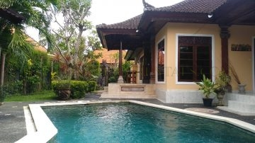 Clean 4 Bedrooms Villa Sanur
