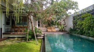 Elegant 4 Bedrooms Villa in Sanur