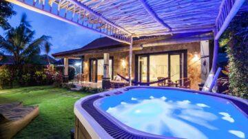 Tropical 2 bedrooms villa