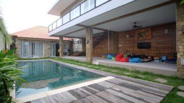 Semifurnished Villa in West Denpasar