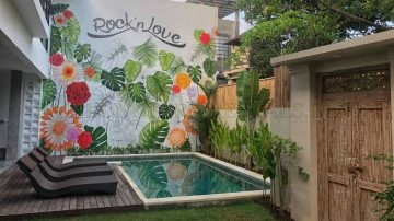 3 Bedroom Villa Close to Seminyak Beach
