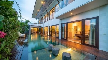 Four Bedroom – Walking distance to Pererenan Beach