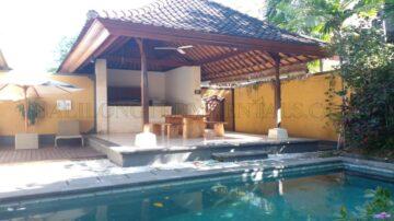 Simple 2 Bedrooms Villa in Sanur Beachside