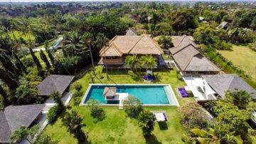 Amazing Garden villa in Pererenan Beach