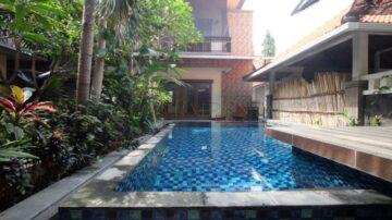 3 Bedroom Villa in West Sanur