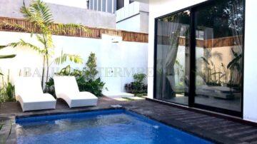 2 Bedrooms – Industrial villa design