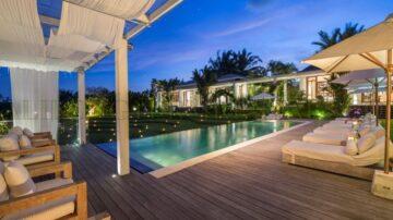Magnificent & Luxurious 6 bedrooms villa in Canggu