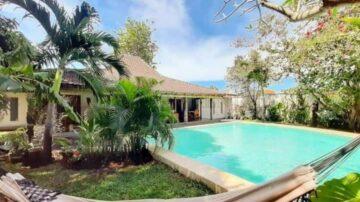 Comfortable Joglo Villa in Umalas